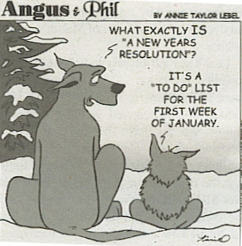to do list for Jan