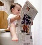 Kid on Toilet 2