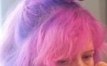 Pink Purple Hair